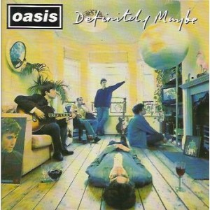 Cd Oasis, Definitely Maybe