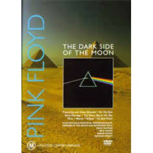 Dvd Pink Floyd, The Dark Side of The Moon