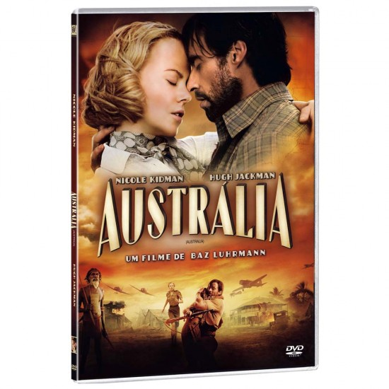 Dvd Australia - Nicole Kidman, Hugh Jackman
