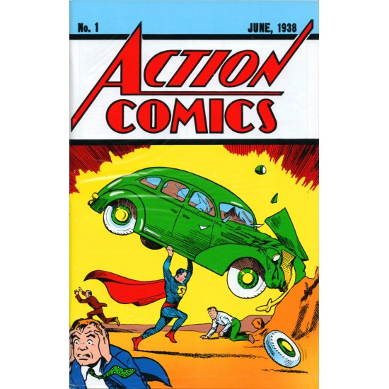 Action Comics 1 (june, 1938) - Reedição
