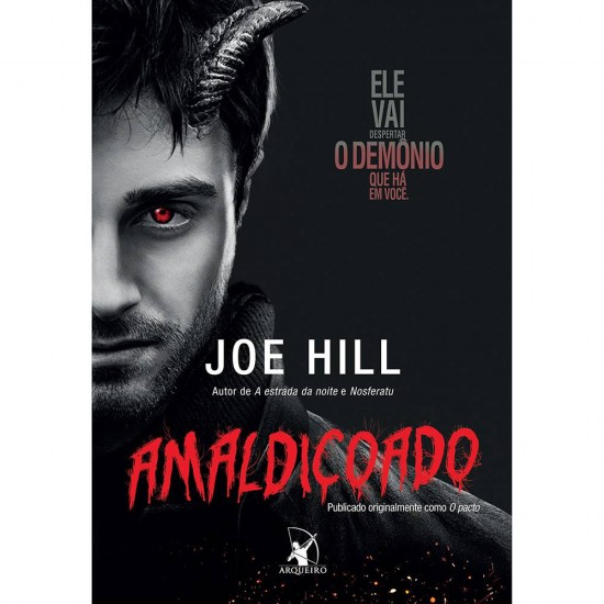 Amaldiçoado, Joe Hill