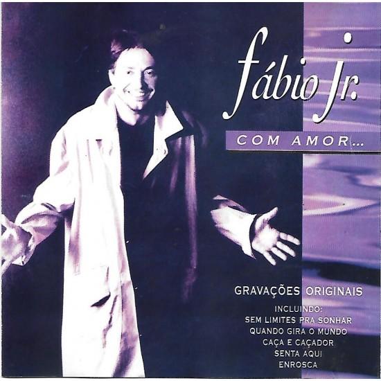 Cd Fábio Jr - Com Amor