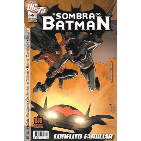 A Sombra do Batman - Conflito Familiar - Vol. 4