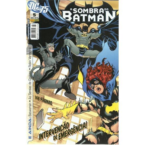 A Sombra do Batman Numero 5 - Intervenção de Emergência