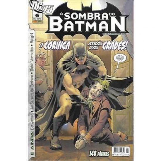 A Sombra do Batman - O Coringa Atrás das Grades - Vol. 6