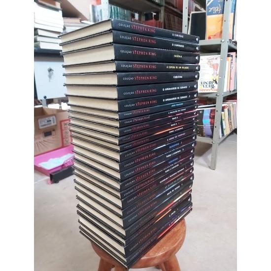 Coleção Stephen King - 25 Livros