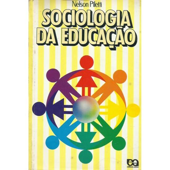 Sociologia da Educação, Nelson Piletti