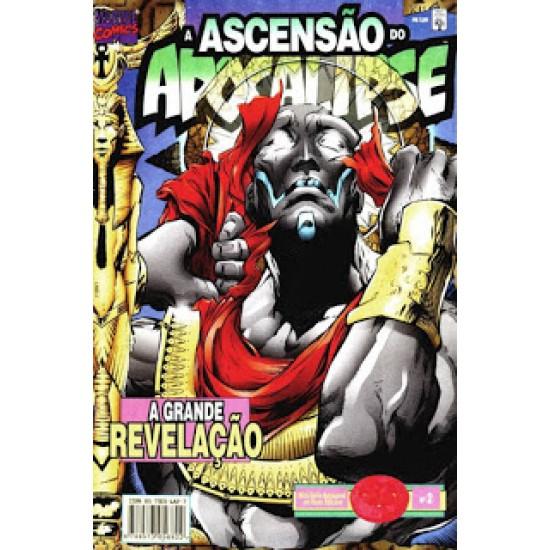 A Ascensão do Apocalipse - Minissérie Em 2 Edições (completa), Stan Lee